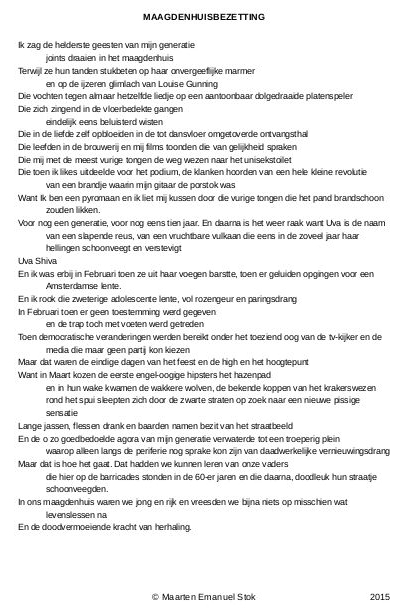 maagdenhuisbezetting_maarten_stok